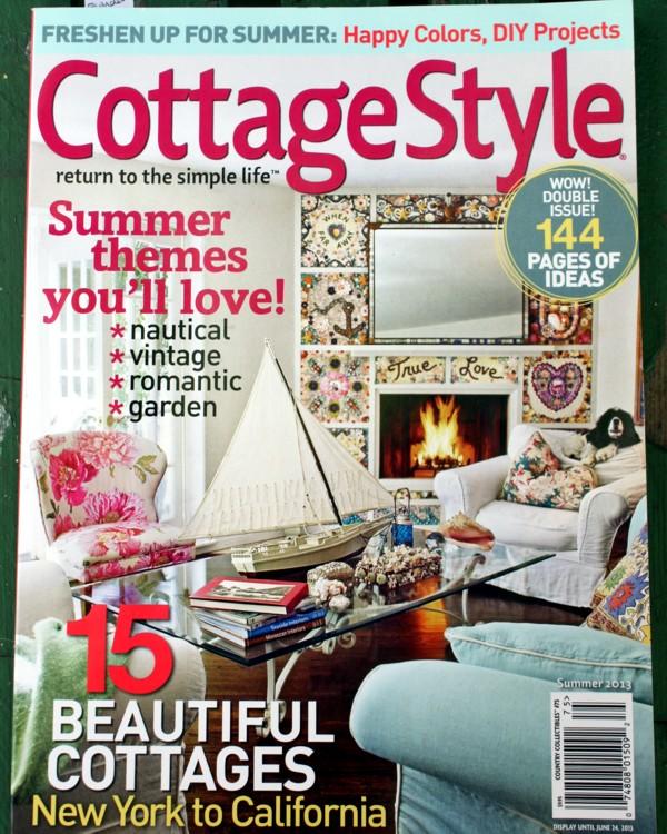 Superb Cottage Style Magazine Garden Feature Download Free Architecture Designs Scobabritishbridgeorg