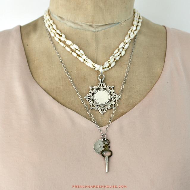 Jewelry School: How To Wear Antique & Vintage Jewelry