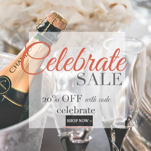 Celebrate | Birthday Sale