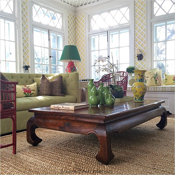 Meet interior designer laurel bern of westchester county new york for Interior decorator westchester ny
