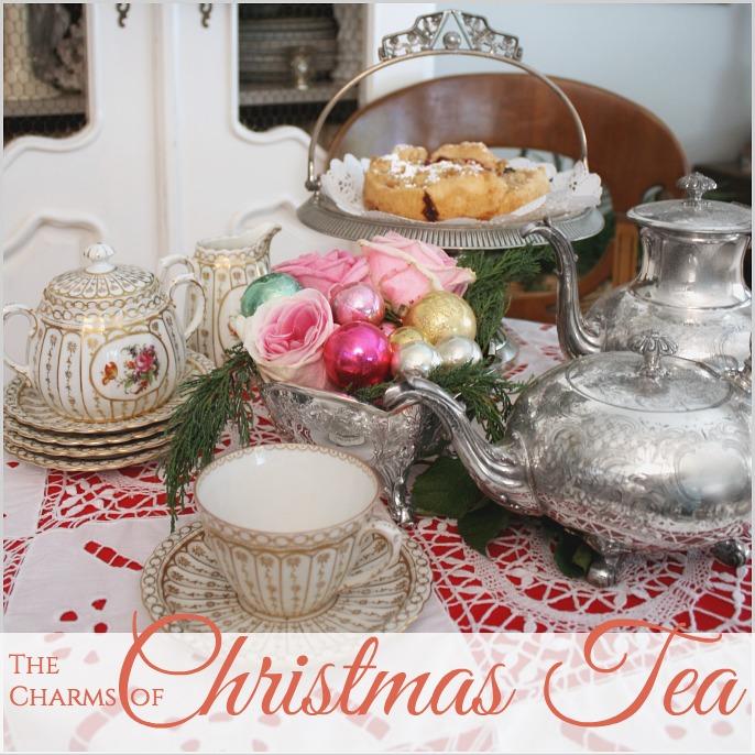 The Charms of Christmas Tea