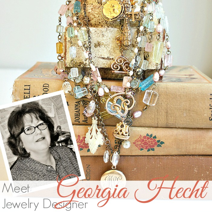 MEET JEWELRY DESIGNER GEORGIA HECHT