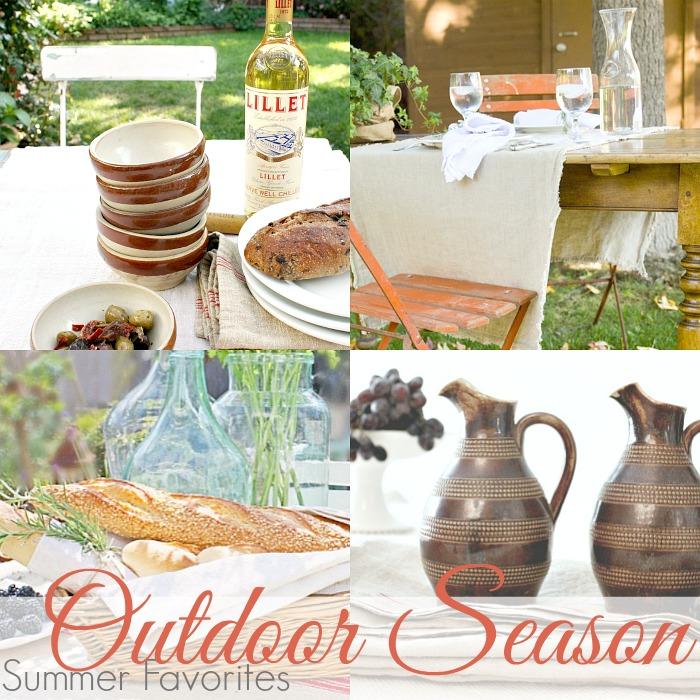 WEEKEND FAVORITES | Outdoor Season