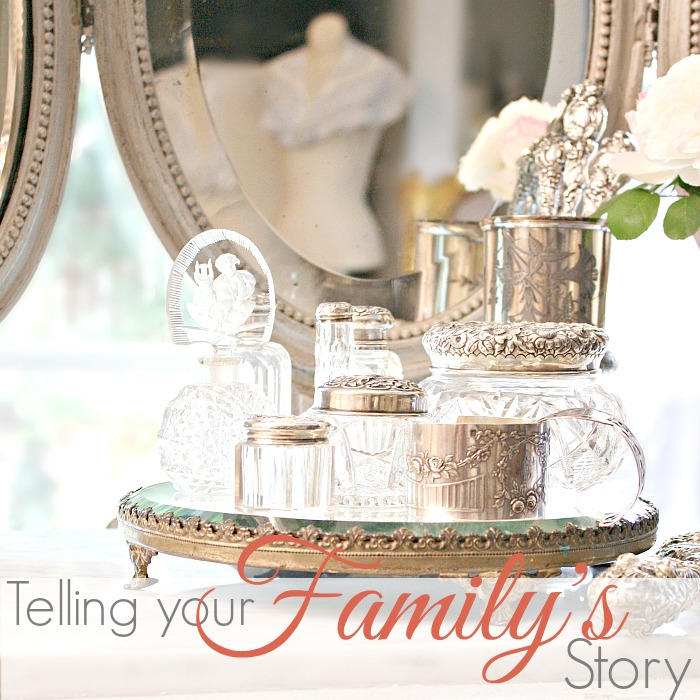 TRICKS OF THE TRADE | TELLING YOUR FAMILY'S STORY