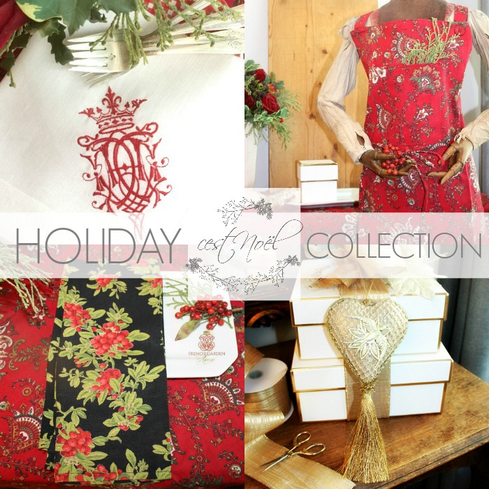THE HOLIDAY COLLECTION | C'est Noël