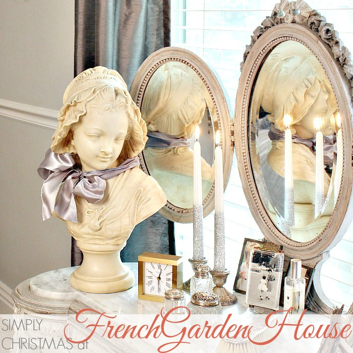 SIMPLY CHRISTMAS AT FRENCHGARDENHOUSE