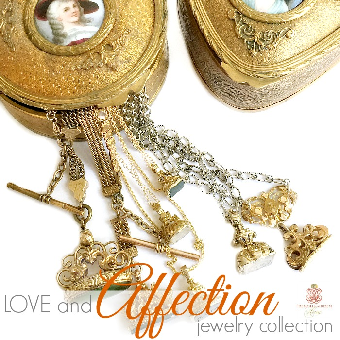 LOVE AND DEVOTION JEWELRY COLLECTION