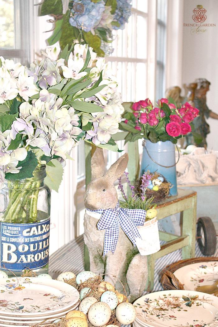 Living Room Church Easter Egg Hunt