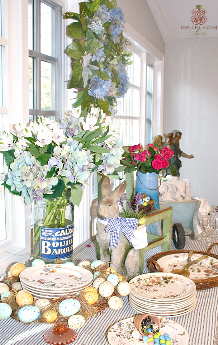 Fantastic 6 Tips To Set A Stunning French Country Easter Buffet Download Free Architecture Designs Scobabritishbridgeorg