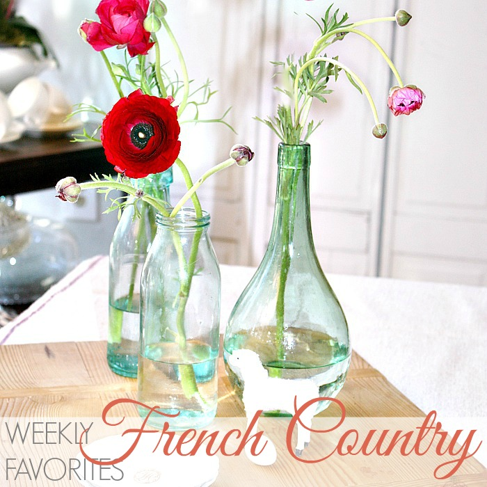 FRENCH COUNTRY WEEKLY FAVORITES