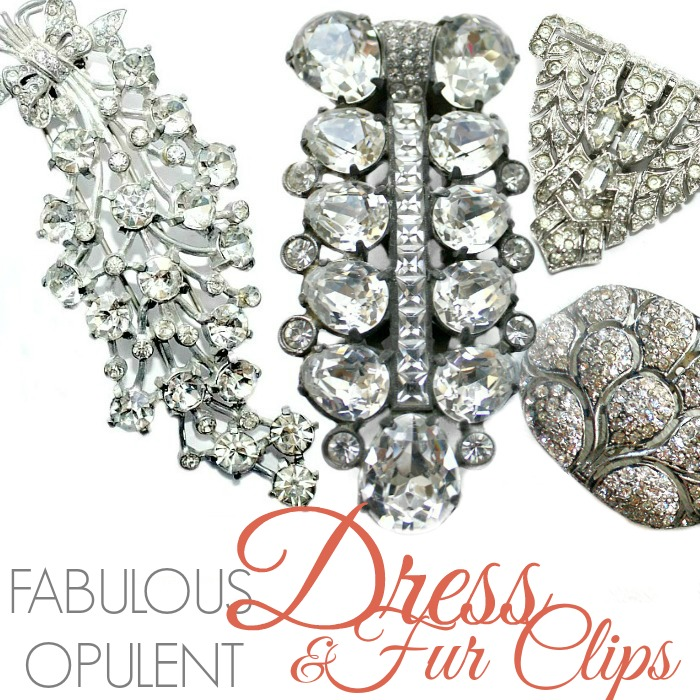 FABULOUS & OPULENT | THE HISTORY OF DRESS and FUR CLIPS
