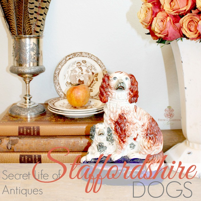 Secret Lives of Antiques | STAFFORDSHIRE DOGS