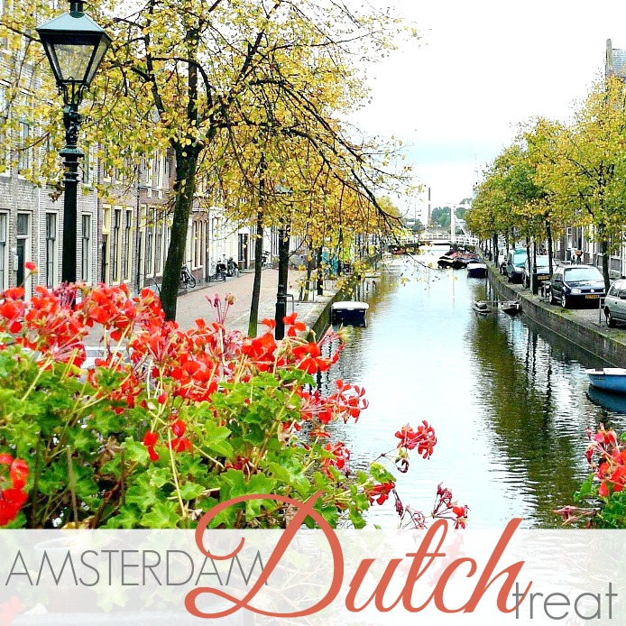 AMSTERDAM | DUTCH TREAT