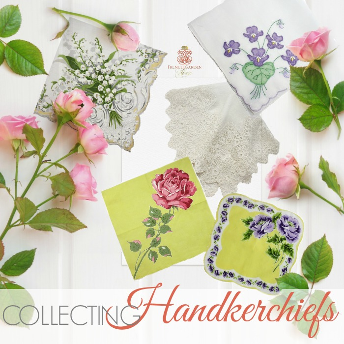 COLLECTING |HANDKERCHIEFS
