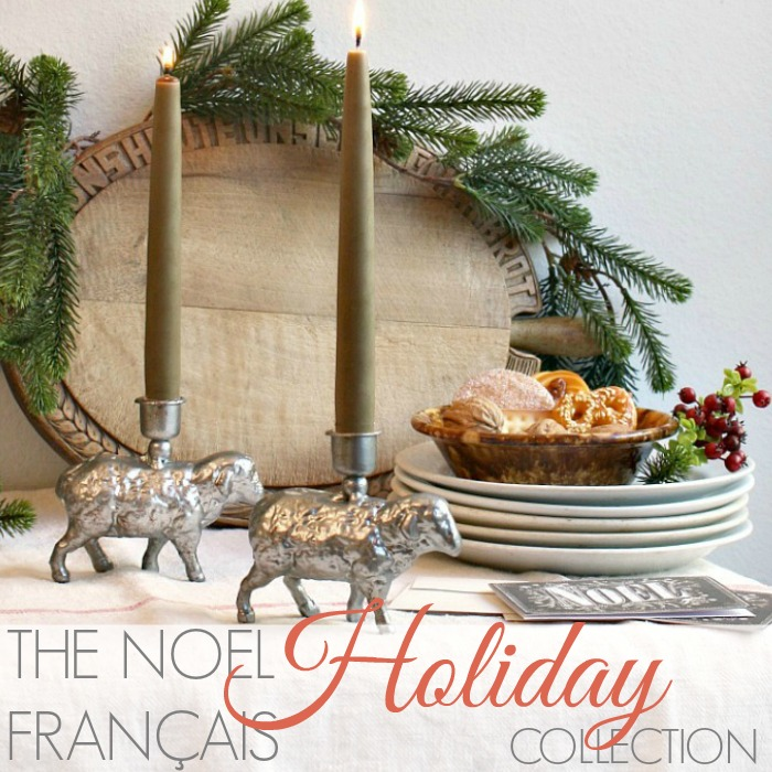 THE NOEL FRANCAIS HOLIDAY COLLECTION