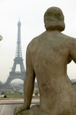 The Eiffel Tower had a father