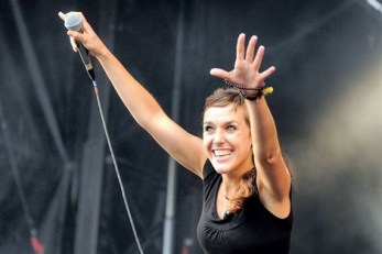 Zaz, a rising star in French music