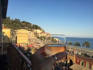 To Nice, France, with love.