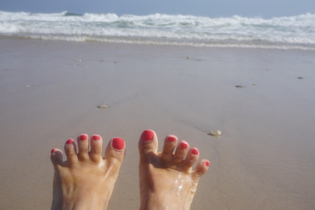 At The Beach – Vocabulary – Today's French