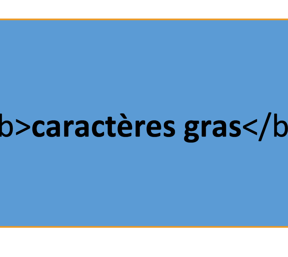En Caractères Gras – French Expression