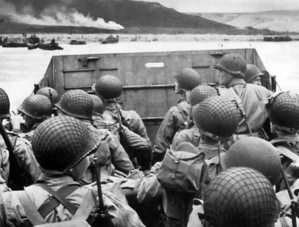 D-day : Le Débarquement – Today's French
