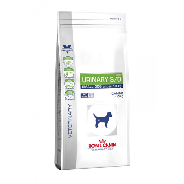 pienso perros royal canin dieta urinary small dogs problemas urinarios calculos