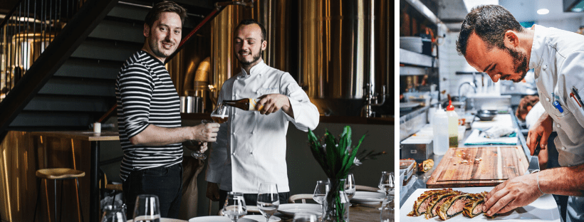 Franchise Bistro and Brewery - Modern Fine DIning