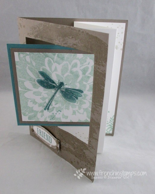 All about tunnel card at Live Stamping tonight