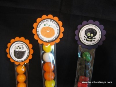 Stampin'Up! Batty for You and Candy