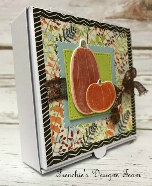 Pick a Pumpkin, Labels to Love, Stampin'Up!, #frenchiestamps