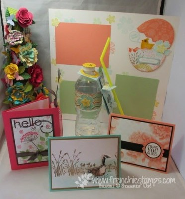 Stampin'Up! Event Display Contest 2014