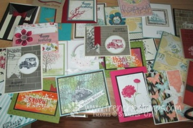 Frenchie's Customer Appreciation for Aug Cards, DSP and more