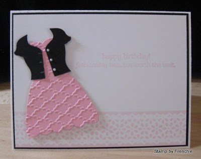 Stampin'Up! Delicate Detail Lace Tape