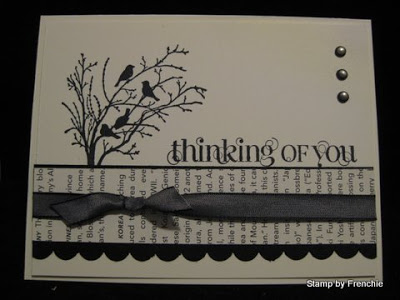 Serene Silhouettes and Stampin'Up! convention