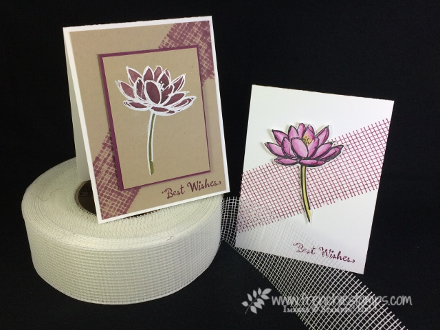 remarkable you, Stampin' Blends,  Stamping Technique, Stampin'Up!