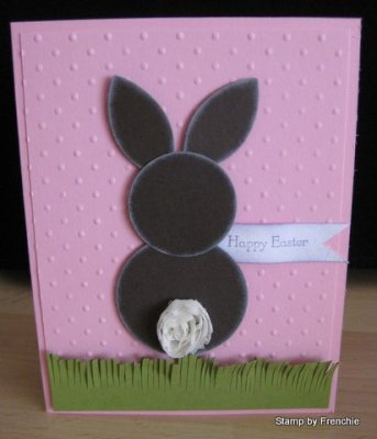 Quick Easter Card