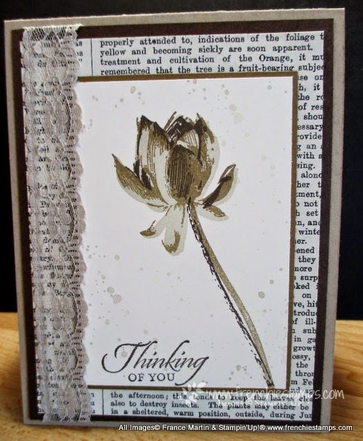 Lotus Blossom in the browns You can win 6 cards