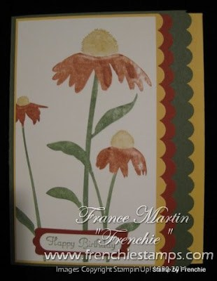 Inspired by Nature with Stampin'Up! and Disney