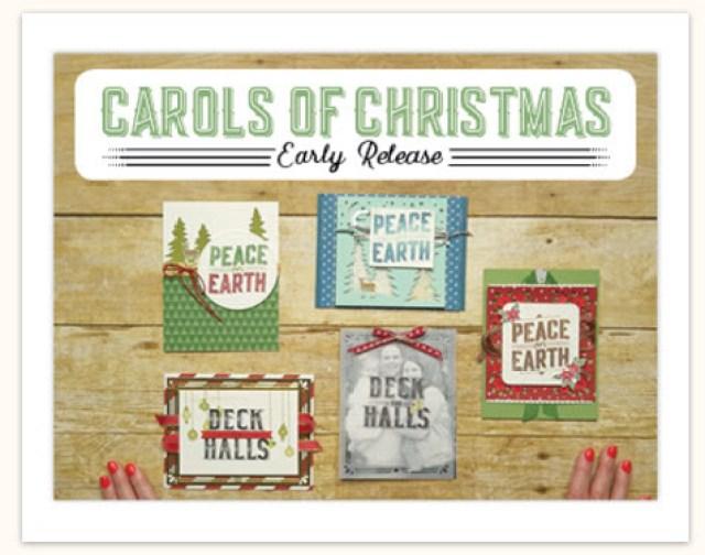 Carols of Christmas Stampin'Up!