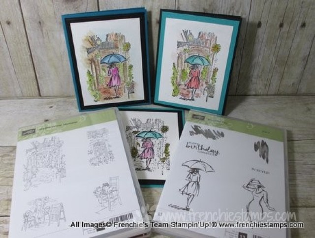 Beautiful You, Mediterranean Moments, Stampin'Up!