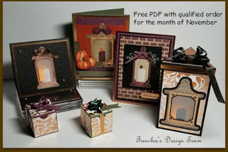 A Lantern for all Season, Frenchie's Team Appreciation, Stampin'Up!