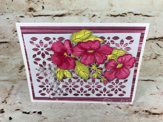 Delightfully Detailed Laser-Cut Paper, Frenchie Team Spotlight, Stampin'Up!,