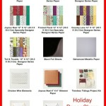 Holiday 2018 Designer plus share, Stampin
