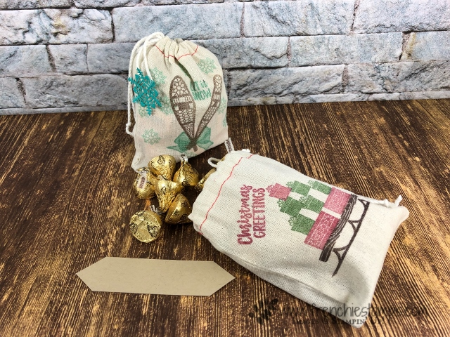 Santa's Bag for Candy