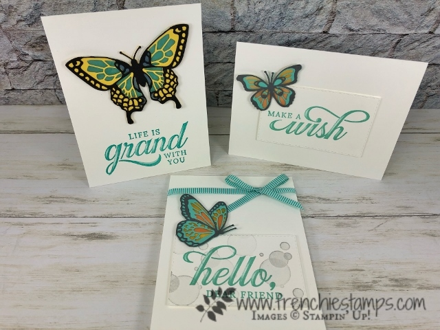 Color Vellum with Butterfly Beauty