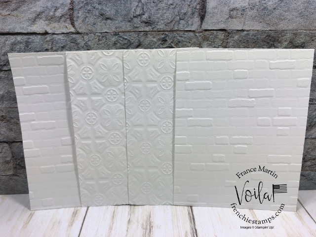 Tip to mail handmade greeting cards. #stampinup #stamping #frenchiestamps #cardmaking #papercrafts #handmadecards