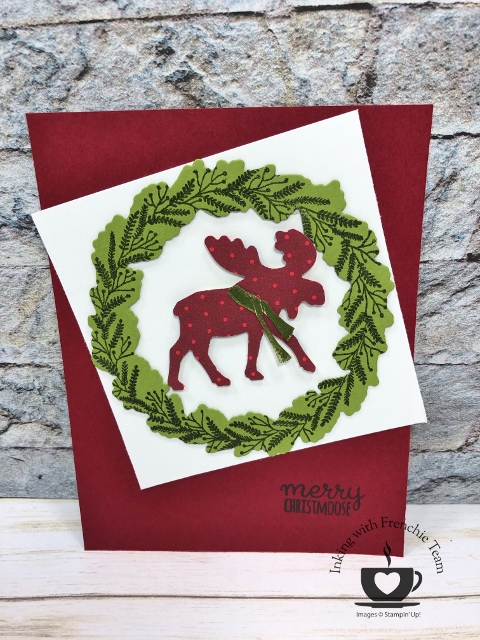 Merry Moose and Tidings All Around showcase created by Frenchie Teammates