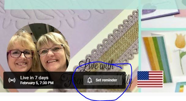 Subscribe to Frenchie YouTube and get notification for live presentation.