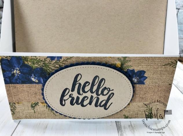 6 x 6 Designer Paper Holder (6)