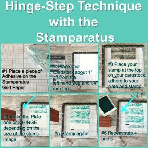 Tip Video For the Hinge-Step Technique with the Stamparatus